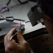 Ювелирная мастерская по изготовлению ювелирных изделий