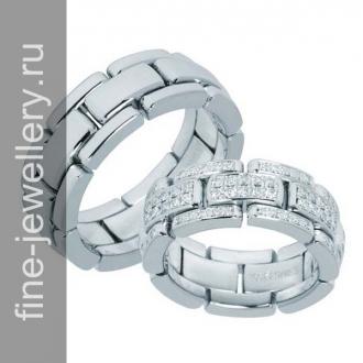 Дорогие обручальные кольца премиум