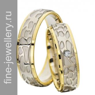Особенные обручальные кольца