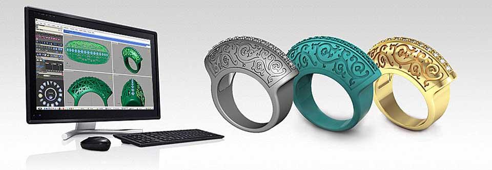 3D Моделирование украшений
